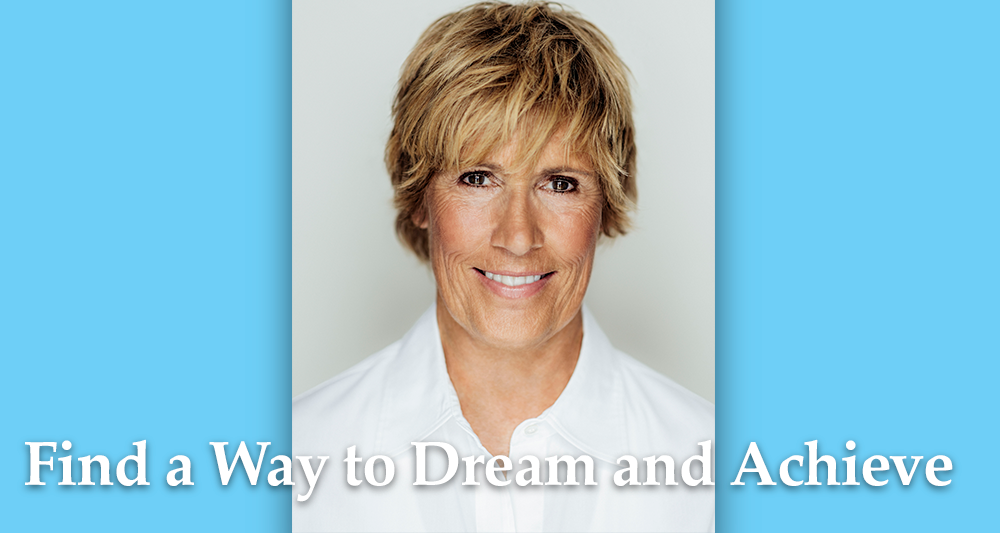 Endurance Swimmer  Diana Nyad Shares Life Experience